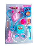 Foreignholics 11 Pcs Doctor Set for Kids Play for Girls and Boys (Multicolored)