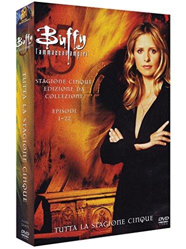 Buffy l'ammazzavampiri(edizione da collezione)Stagione05 [6 DVDs] [IT Import] -
