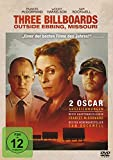 DVD Cover 'Three Billboards Outside Ebbing, Missouri [DVD]