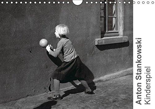 Preisvergleich Produktbild Anton Stankowski: Kinderspiel (Wandkalender 2018 DIN A4 quer): Fotos spielender Kinder von Anton Stankowski (Monatskalender, 14 Seiten ) (CALVENDO Menschen) [Kalender] [Apr 08, 2017] Stankowski, Anton
