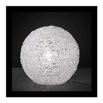 lampe boule blanche 20 luminaires et eclairage. Black Bedroom Furniture Sets. Home Design Ideas