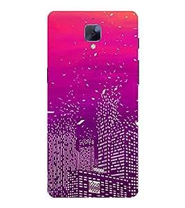 ifasho Designer Back Case Cover for OnePlus 3 :: OnePlus Three :: One Plus 3 (Cities Hongkong China Kurnool)