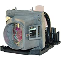 AuraBeam Economie Optoma EW766 Lampe projecteur de remplacement avec boîtier