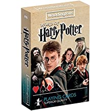 Waddingtons - Juegos de cartas Harry Potter (Winning Moves 13779 )