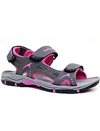 Eliware Footwear, Sandali donna, Rosa (Passione ), 36 EU
