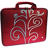 KRUSELL 71127 Radical Wave Style Slim Case For 15.4-Inch Laptops (Red)