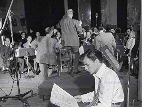 Frank Poster Sinatra (VINTAGE PHOTO MUSIC LEGEND FRANK SINATRA BLUE EYES POSTER ART PRINT BB12342B)