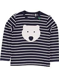Green Cotton Freds World T-Shirt Langarmshirt Balloon blau Gr 122 128 134 140
