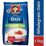 Quaker Oats, 1.5kg Pack