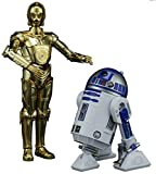 "Bandai 1/12 C - 3 PO & R2 - D 2 ""Star Wars Episode 8 / The Last Jedi"" Plastic Kit"