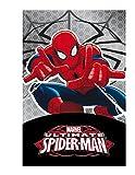 Plaid spiderman100cm x 150cm