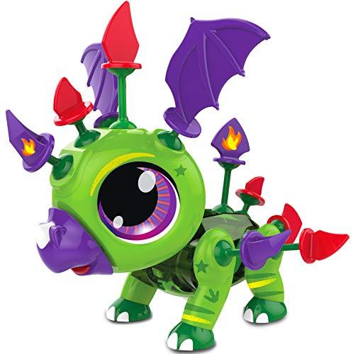 Build a Bot - Mascota Robot 2 en 1 Dino/Dragón (Famosa 700014667)