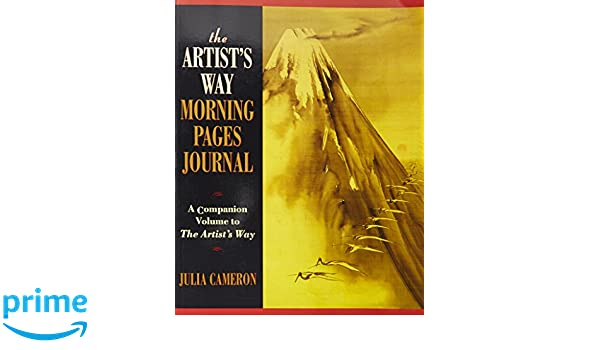 Buy the artists way morning pages journal a companion volume to buy the artists way morning pages journal a companion volume to the artists way book online at low prices in india the artists way morning pages fandeluxe Choice Image