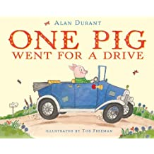 One Pig Went For a Drive
