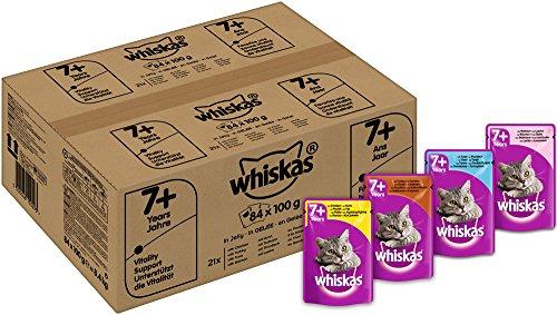 whiskas-katzenfutter-7-fur-katzen-ab-7-jahren-und-alter-saftige-fisch-und-geflugel-auswahl-in-gelee-