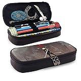 Étui à crayons grande capacité grand stylo de rangement pochette à crayons organisateur de bureau porte-sac portable avec fermeture à glissière - Nier Automata Yorha n ° 2 type B