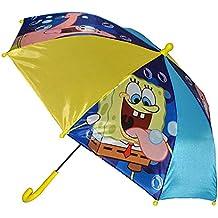 """/"""" Schwammkopf Spongebob /"""" Kin Regenschirm Kinderschirm transparent Ø 74 cm"""