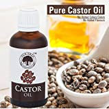 #7: Old Tree Castor Oil Pure And Natural For Skin And Hair Care - 50 Ml