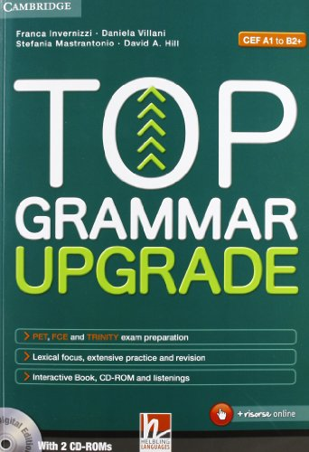 Top grammar upgrade. Per le Scuole superiori. Con CD Audio. Con espansione online