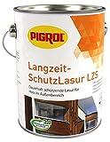 Pigrol Langzeit-Schutzlasur 2,5L eiche Holzlasur für alle Hölzer im Außenbereich