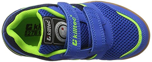 Killtec Aaro Jr, Scarpe Sportive Indoor Unisex – Bambini Blu (Royal)