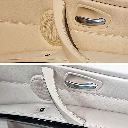 Starnearby Tirador de Puerta Interior para BMW E90 E91 Serie 3