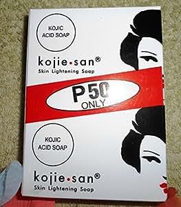 Kojie San 2 Bars Kojic Acid Soap 65 Grams Per Bar