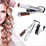 Best Hot Tools Curling Iron Wands - Hair Curler Ceramic Curling Wand Hot Brush Hair Review