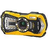 L'appareil photo numérique étanche RICOH RICOH WG-40 jaune étanche 14m tenue choc 1,6 m froid-10 degrés RICOH WG-40 YL 04681
