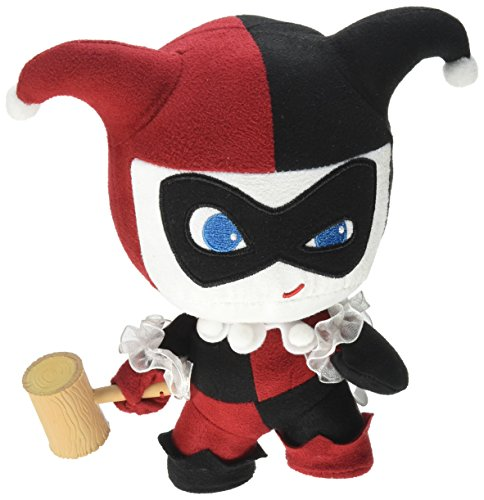 (DC Comics Batman Fabrikations Sammler Spielzeug–Harley Quinn 15,2cm Action Figur–Joker Freundin)