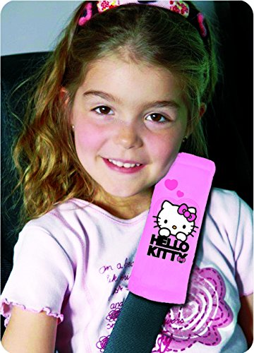 Hello Kitty Sicherheits-Gurtpolster Rosa