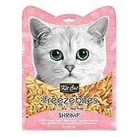 Kit Cat Freeze Bites Shrimp Freeze Dried Cat Treats 10g
