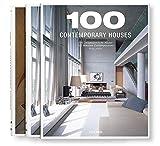 100 contemporary houses / 100 zeitgenössische Häuser: 2 Volumes