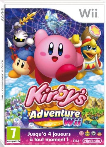 Kirby's Adventure - Wii Adventure Kirby