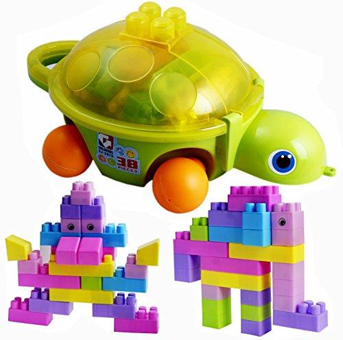 NOVICZ Kids Building Blocks - Building Block Set for Children - Kids Toys(38 big pieces)