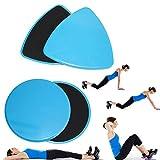 lzn 4 Teile / satz Gleitscheiben Dual Seitige Übung Sliders Core Sliders Gym Fitness Training Bauch Workout Schiebe Disc