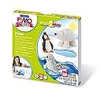 Rayher 34419000 Fimo Kids Form und Play Polar