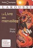 Le Livre des merveilles by Polo, Marco (2009) Mass Market Paperback