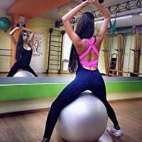 Baoblaze Pelele de Mujer Chicas Yoga Gimnasio Fitness Mameluco De Moda Hermoso Cómodo Deporte Interior Aire Libre