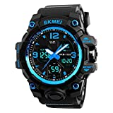 Skmei Multifunction Chronograph Digital Sports Watch For Men