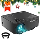 Best Mini Projectors - Projector, ELEPHAS Upgraded LED Source 2000 Luminous Flux Review