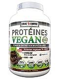 Eric Favre Protéines Vegan 2 kg - Chocolat Noisette