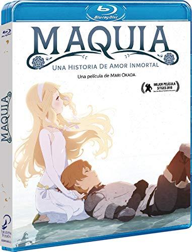 Maquia Blu-Ray [Blu-ray]