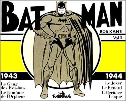 Batman, tome 1 : 1943-1944