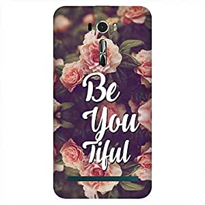 Bhishoom Designer Printed Hard Back Case Cover for Asus Zenfone Selfie ZD551KL - Premium Quality Ultra Slim & Tough Protective Mobile Phone Case & Cover