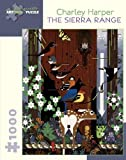 Charley Harper: The Sierra Range 1,000-Piece Jigsaw Puzzle (Pomegranate Artpiece Puzzle)