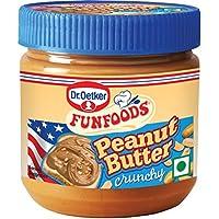 Funfoods Peanut Butter Crunchy, 340g