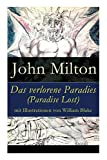 Das verlorene Paradies (Paradise Lost) mit Illustrationen von William Blake
