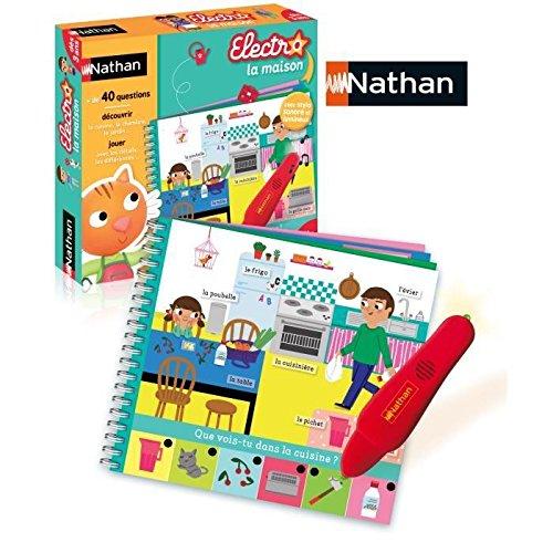 Nathan 31484 - Petit Electro La Maison