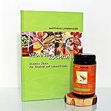 Regenbogenkreis Veganes Starterset Kochbuch & Powershake 200g